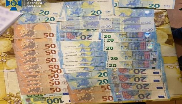 СБУ викрила на Київщині збут десятків мільйонів фальшивих грошей