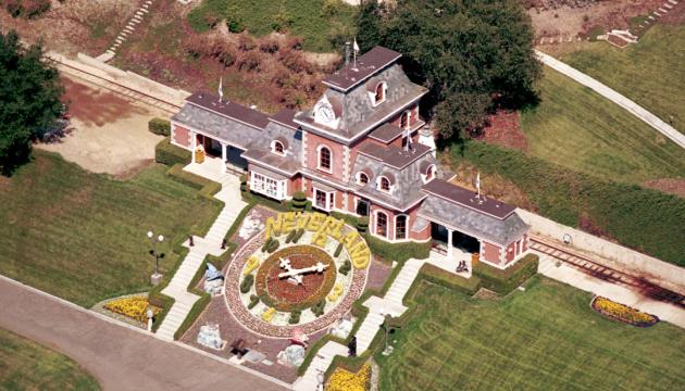 Ранчо Майкла Джексона «Neverland» продали за $22 мільйони