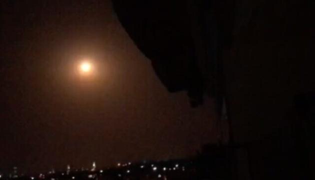 Сирія заявляє про авіаудари Ізраїлю на заході країни - ЗМІ
