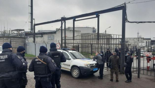 На Миколаївщині невідомі захопили нафтобазу
