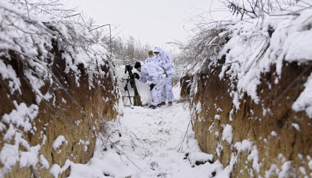 Seit Tagesbeginn Ruhe im Donbass