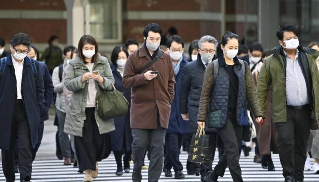У Японії виявили випадки зараження «британським» штамом коронавірусу
