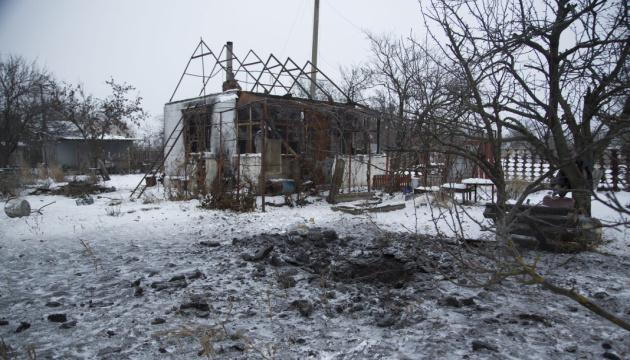 Окупанти обстріляли село на Донбасі — штаб ООС