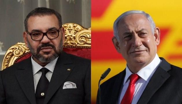 Лідери Ізраїлю та Марокко поспілкувалися телефоном