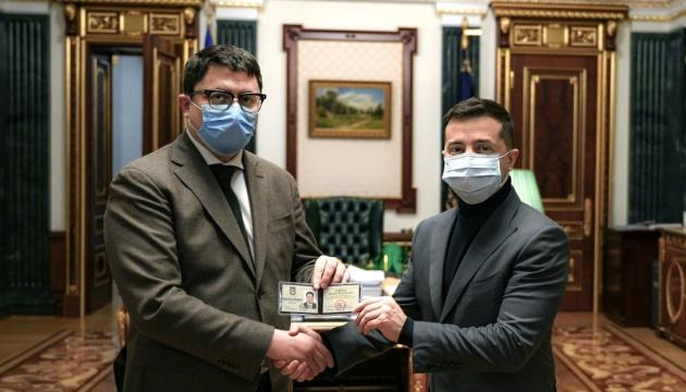 Andriy Boychuk, nuevo jefe de la Administración Estatal Regional de Ivano-Frankivsk