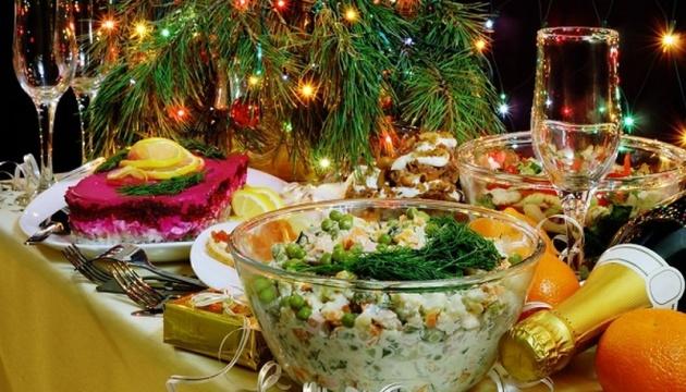 Новорічний стіл-2020: Почім смачне для народу?