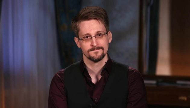 У Едварда Сноудена народився син