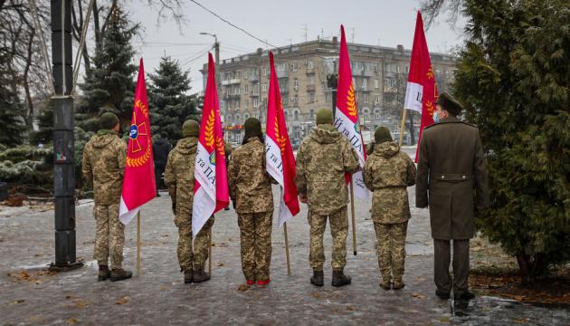В Днипре почтили погибших защитников Отечества