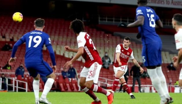 АПЛ: «Арсенал» победил в лондонском дерби