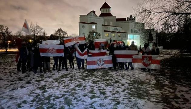 У Білорусі почався недільний марш