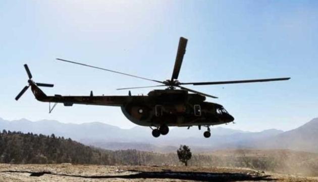 У Пакистані впав військовий вертоліт, є загиблі
