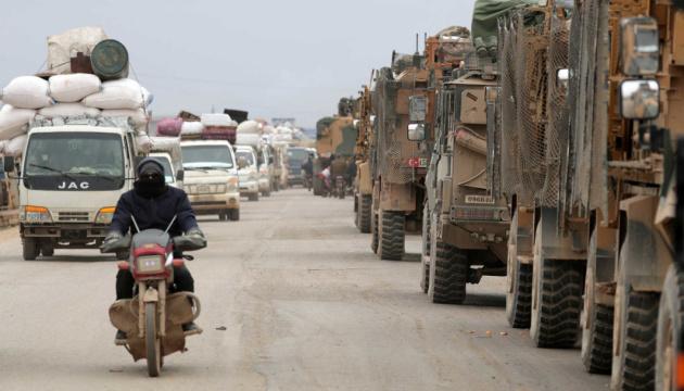 Туреччина перекинула в Сирію нові військові підрозділи