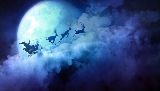 Санта Клаус отримав ліцензію на польоти до Міжнародної космічної станції