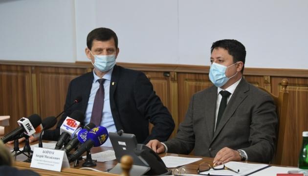 У Франківську представили нового голову ОДА: що про нього відомо
