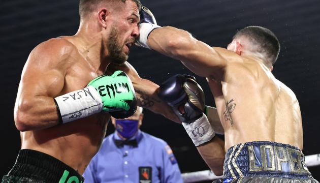 La pelea Lomachenko vs Lopez 2020 reconocida como Sorpresa del Año
