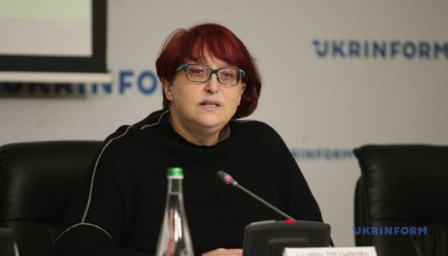 Законопроєкт про подолання наслідків агресії РФ не скасовує пенсії мешканцям ОРДЛО – Третьякова