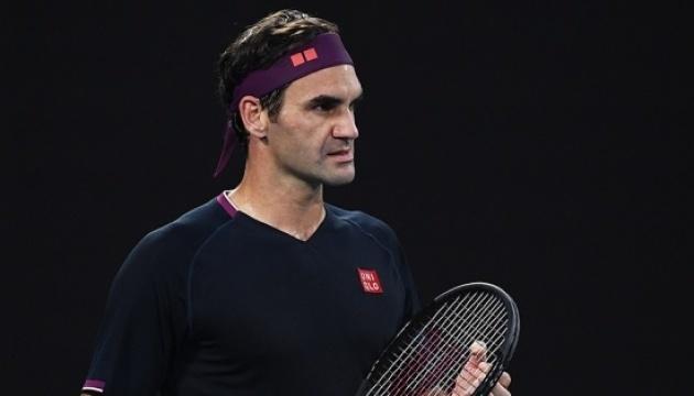 Федерер пропустить Відкритий чемпіонат Австралії-2021