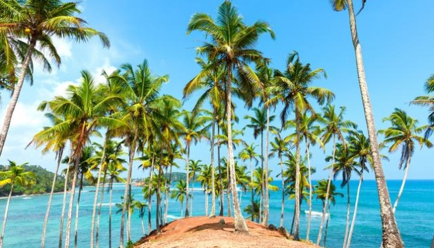 До Шрі-Ланки прибули перші туристи з України після відкриття кордону