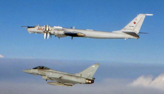 Истребители НАТО в этом году перехватили сотни российских военных самолетов