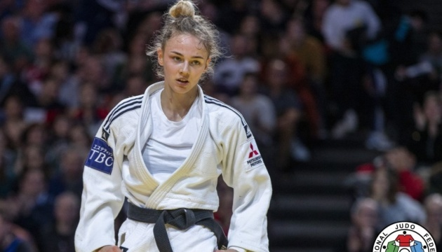 Bilodid recognized as world's best female judoka in 2019-2020