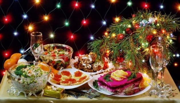 Скільки українці готові витратити на новорічний стіл