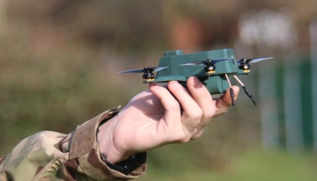 Британська армія тестує «дрон-комар», якому не страшний шторм