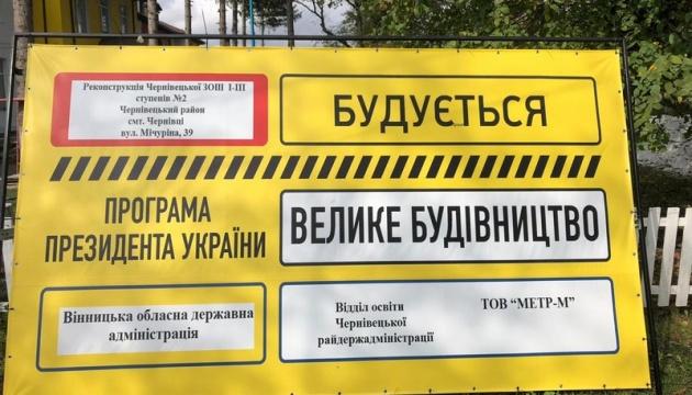 В Україні побудовано понад 300 об'єктів за програмою «Велике будівництво» – Петрашко
