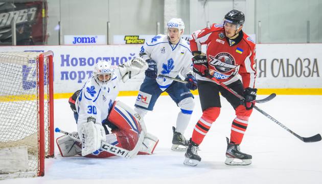 УХЛ: «Сокіл» обіграв «Донбас», перемоги «Дніпра», «Білого Барсу» і «Кременчука»