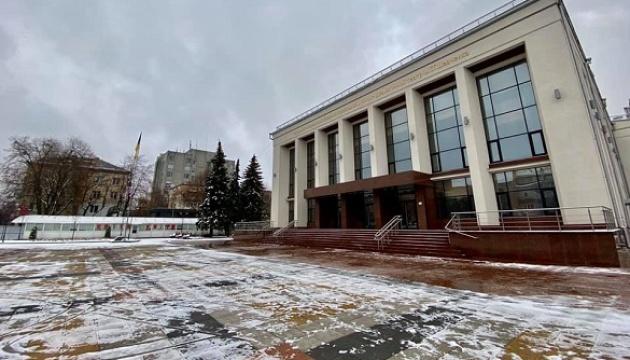 У Черкасах відремонтували пошкоджений пожежею театр