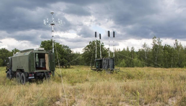 OSCE SMM spots Russian Zhitel electronic warfare system in occupied Donbas