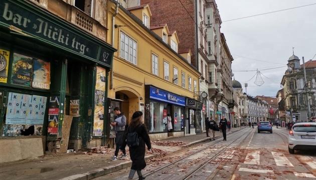 Séisme en Croatie : aucun ressortissant ukrainien n'est signalé parmi les victimes