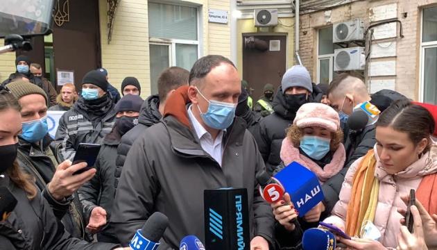 У Венедиктовой ответили НАБУ, что дело Татарова должна расследовать СБУ