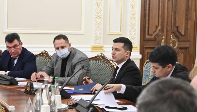 Presidente firma un decreto sobre la suspensión de Tupytsky en el cargo de magistrado de la Corte Constitucional