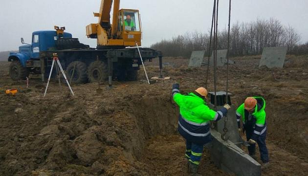 Укренерго розпочало реконструкцію ЛЕП Західноукраїнська – Богородчани
