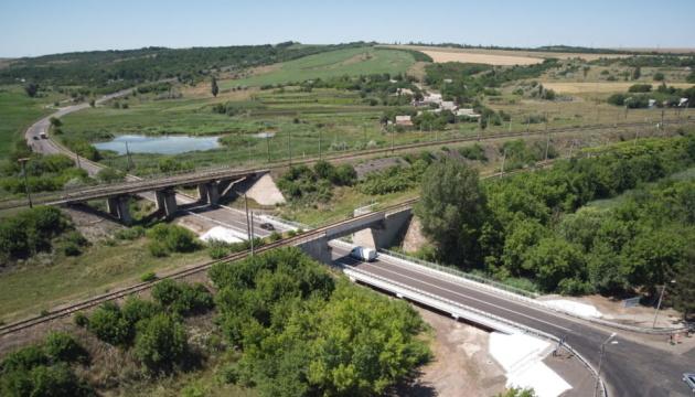 На Донеччині цьогоріч реконструювали 13 мостів