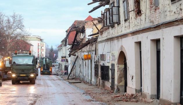 L'Ukraine s'engage à verser 20 millions de hryvnias d'aide humanitaire pour la Croatie