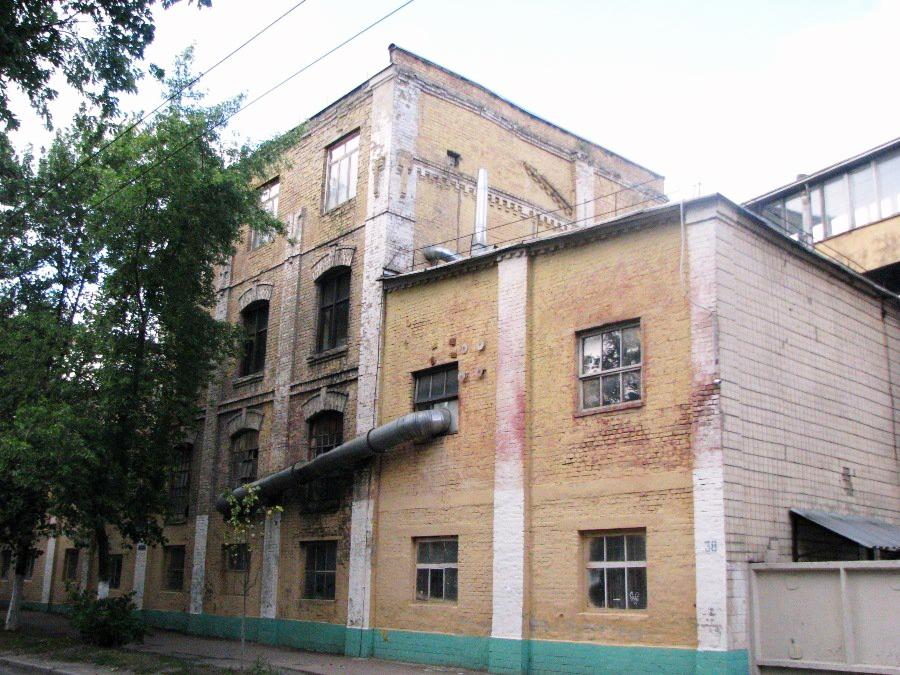 Київським 1-м пивоварним заводом