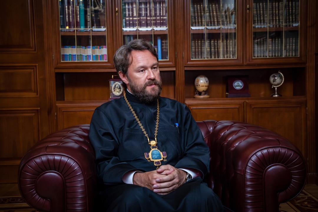 Іларіон Алфєєв