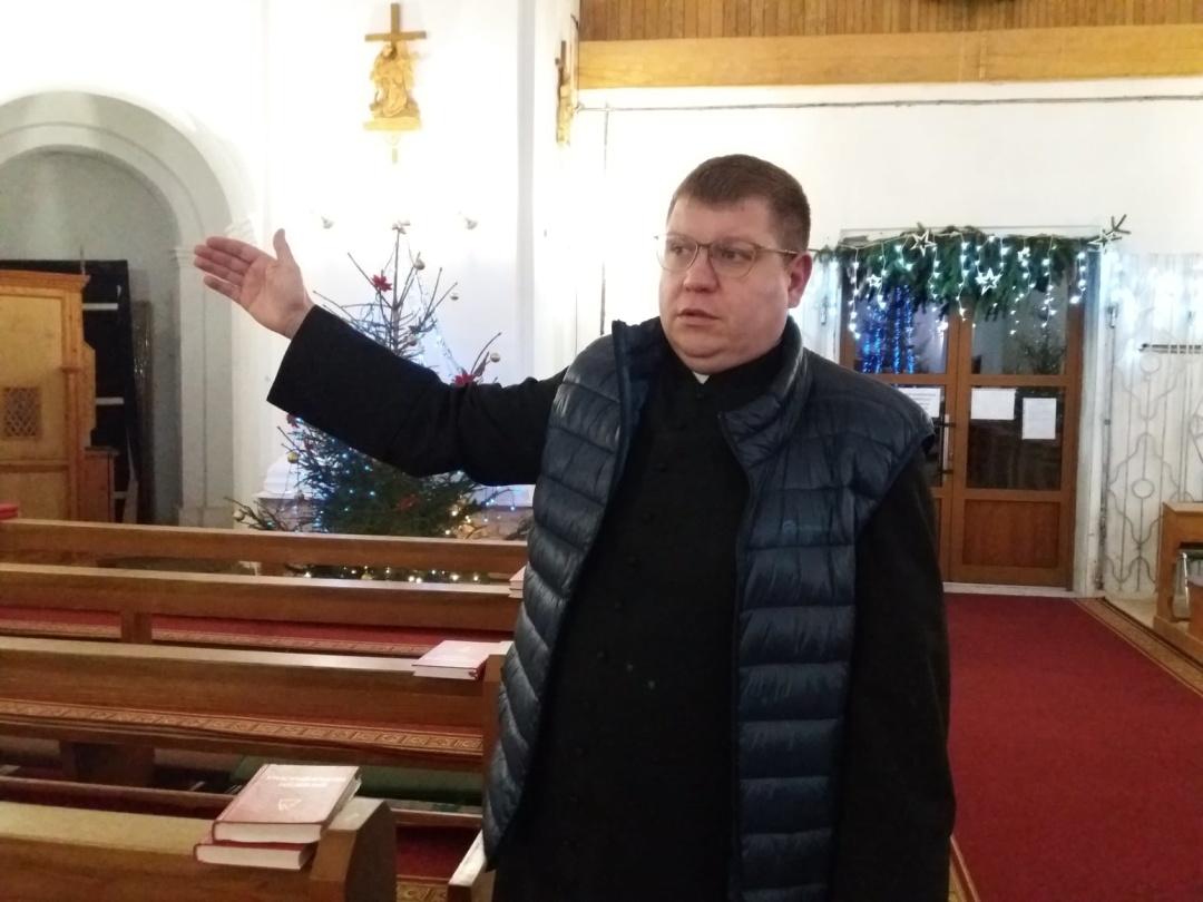 Отець Віталій Умінський