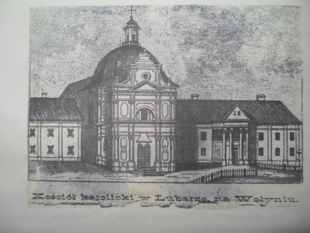 Костел у ХІХ столітті