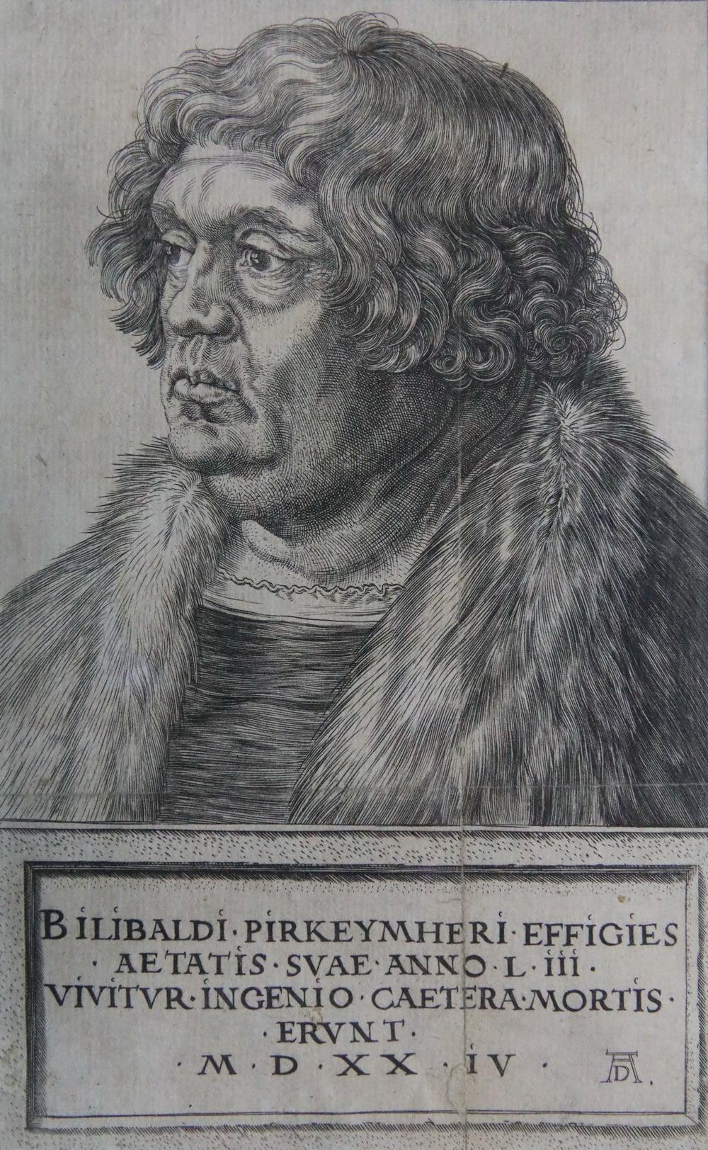Портрет Віллібальда Піркхеймера