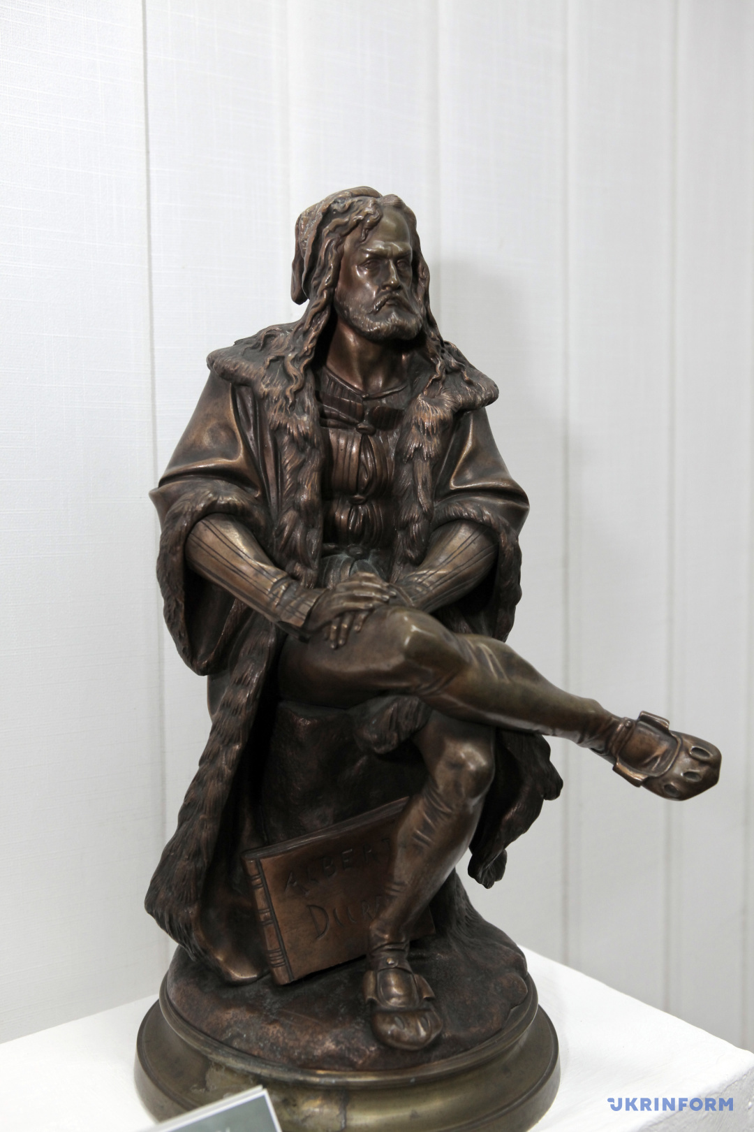 Скульптура німецького живописця, гравера Альбрехта Дюрера