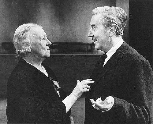 Броніслава Ніжинська з Фредеріком Ештоном, 1963 р