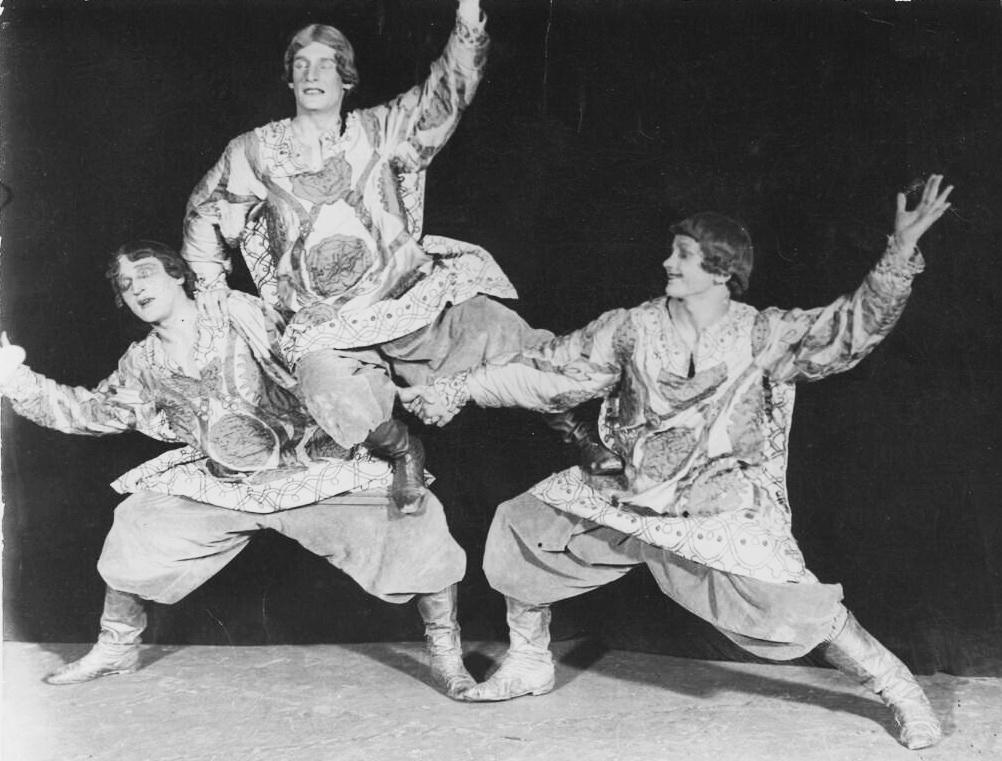 Перший балет
