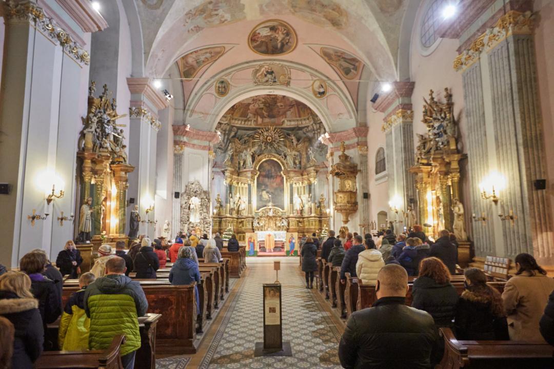 Українська греко-католицька Різдвяна Літургія