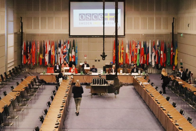 Фото: Swedish OSCE Chairpersonship 202