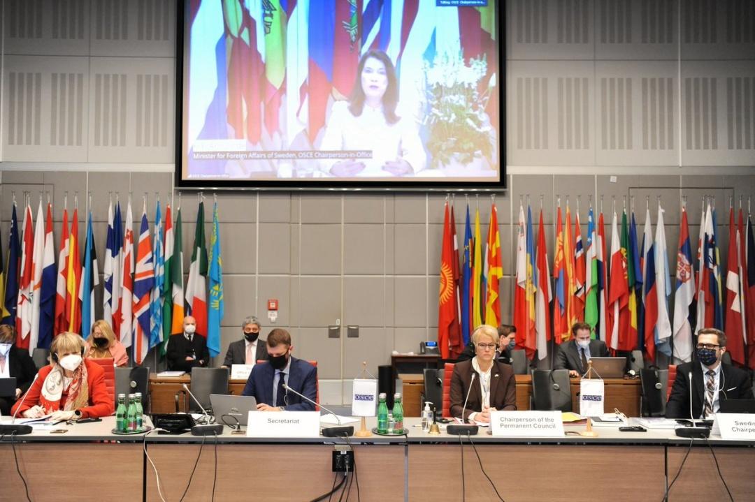 Фото: Swedish OSCE Chairpersonship 2021