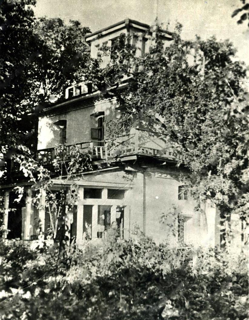Будинок Кримських у Звенигородці (Черкаська область)