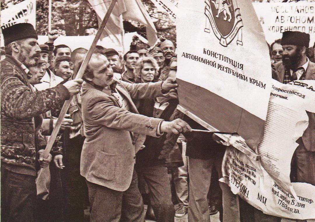 Для кримських татар це був несправедливий рефрендум