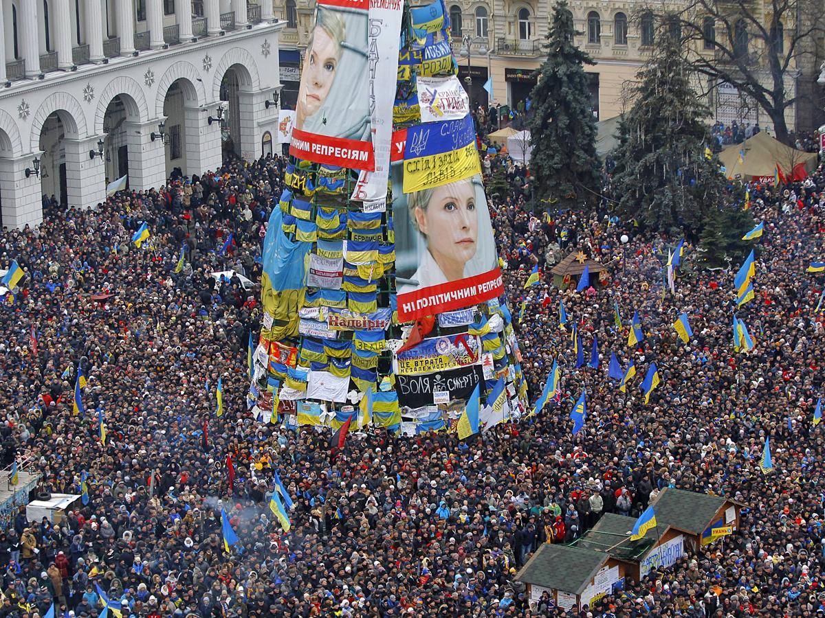Грудень 2013 - зворотний відлік для правлячого режиму вже пішов...